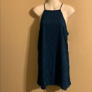 NWT Lucy Love lace dress medium